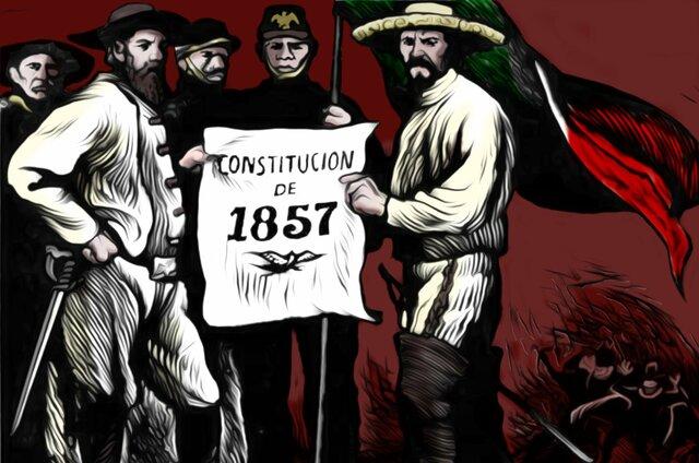 Constitución  de la República Mexicana