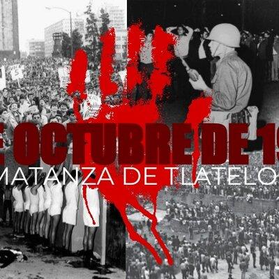 Masacre de Tlatelolco timeline