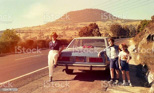 La niñez en casa década de los 80