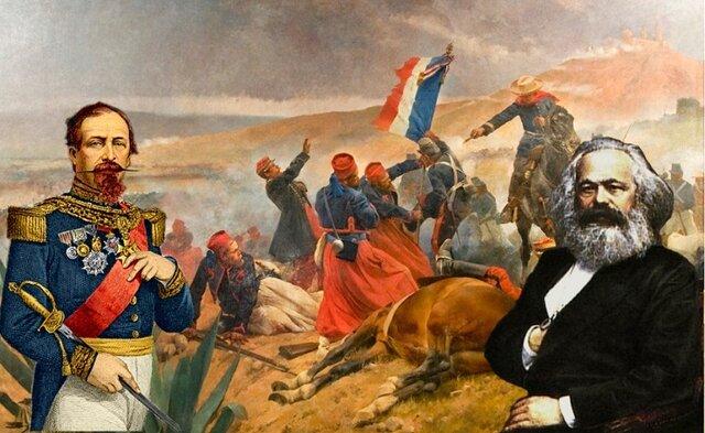 Segunda intervención francesa en México