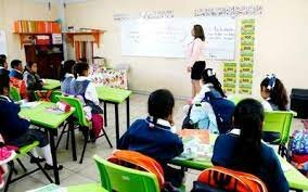 nueva escuela y nuevo comienzo en la primaria
