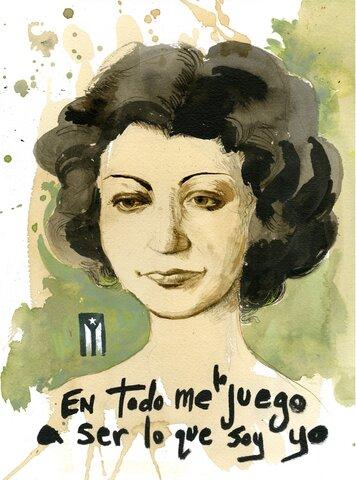 A Julia de Burgos