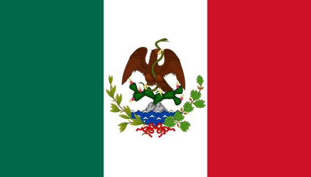 Se crea la República Federal Mexicana