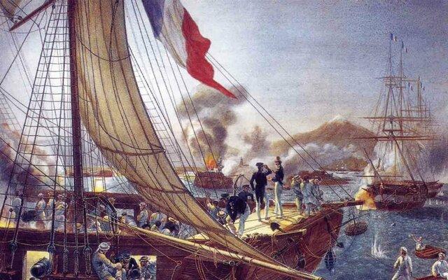 Conflicto entre México y Francia