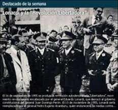 Golpe de Estado y derrocamiento de Peron