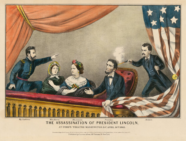 President Lincoln was Assassinated