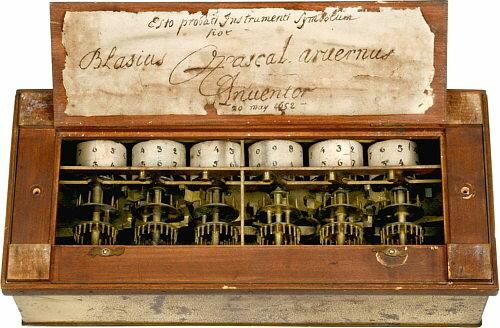 Calculadora Mecanica.