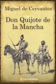 """Primera parte de """"Don Quijote de la Mancha"""""""