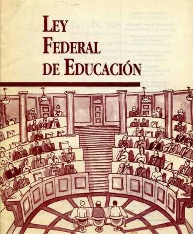 LEY FEDERAL DE LA EDUCACION 1973