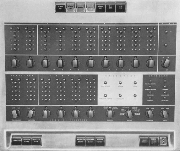 IBM 650, The Magnetic Drum Calculator.