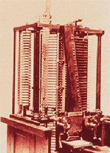 Primera maquina analítica
