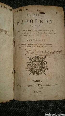 Código de Napoléon
