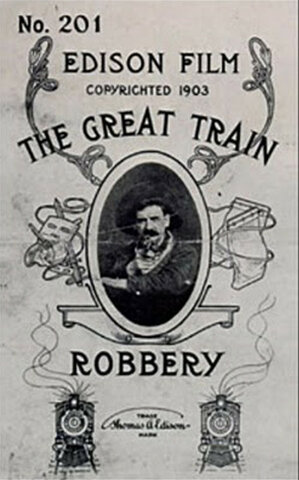 Asalto y robo de un tren