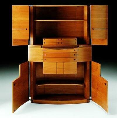El diseño industrial en España: Mueble Samuro