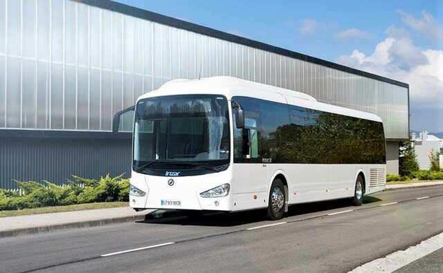 Autobus Irizar