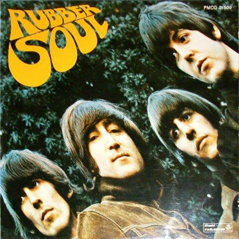 """Esce """"Rubber Soul"""""""