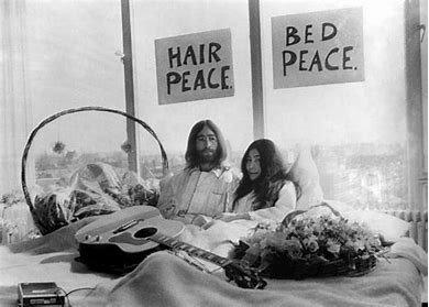 Sposa Yoko Ono