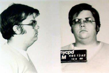 Assassinato da Mark David Chapman
