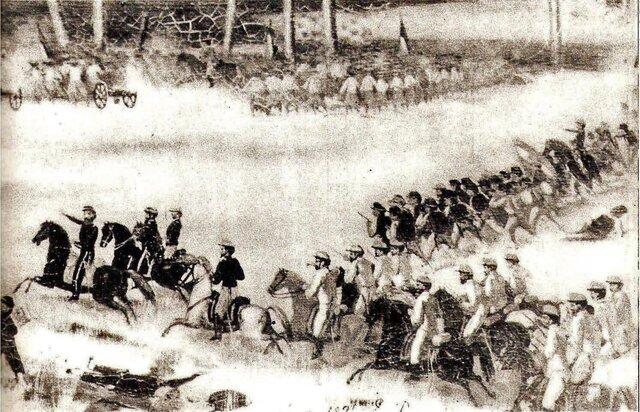Intento de invasión de Corrientes