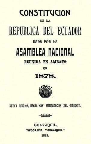Constitución de 1878
