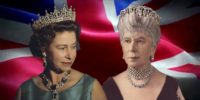 La coronacion de Isabel II