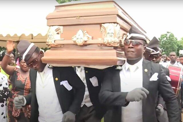 El Coffin Dance
