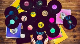 GÉNEROS MUSICALES  timeline