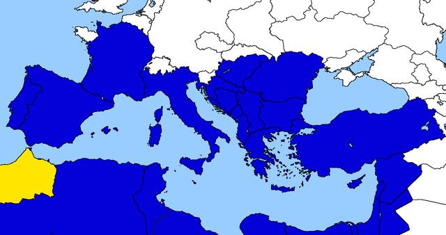 Entrata del Marocco nell'Unione Euro-Mediterranea