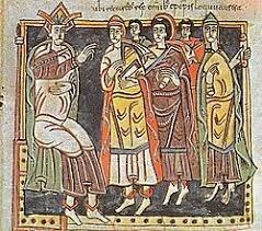 los visigodos se convierten al catolicismo tras la conversión del rey Recaredo