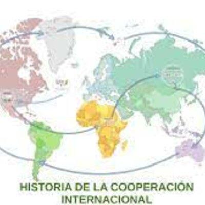 Historia de la Cooperación Internacional timeline