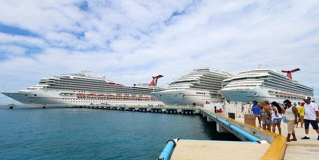 Terminales de cruceros
