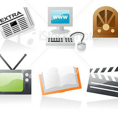 Surgimiento y desarrollo de los medios de información y comunicación timeline