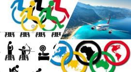 Mis Viajes al Extranjero de la mano del deporte timeline