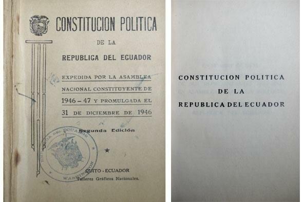 Constitución de 1946