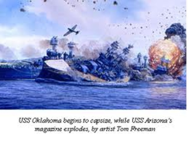 Invasion of Pearl Harbour