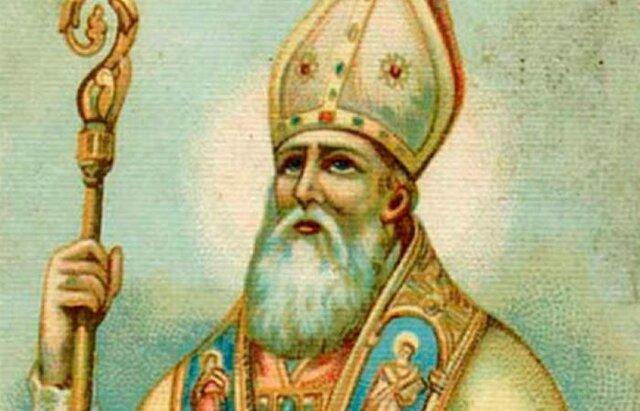 Nace Agustín de Hipona (354-430)