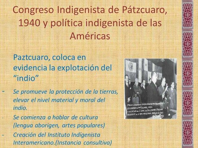 Convenio Interamericano de Pátzcuaro