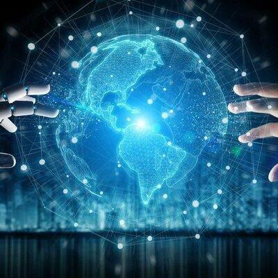 Evolución de la robótica e inteligencia artificial. timeline