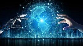 Evolución de la robótica y la inteligencia artificial. timeline
