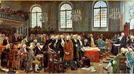 Les revendications et les luttes nationales timeline