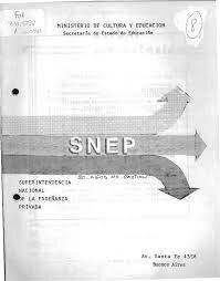 Creación de la Superintendencia Nacional de Educación Privada
