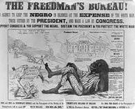 Freedman's Bureau is created