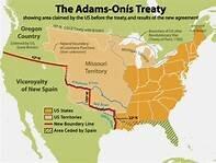 Firma del Tratado Adams-Onis