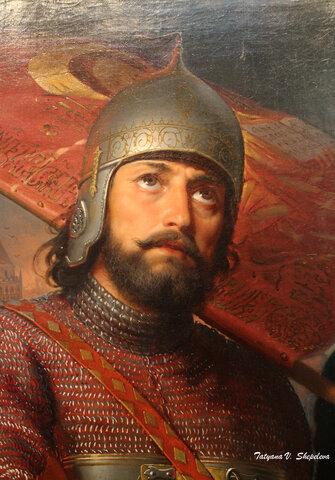 Прибытие Димитрия Пожарского в Нижний Новгород