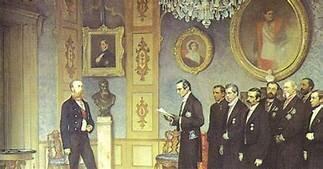 Gobierno monarquico Maximiliano de Habsburgo