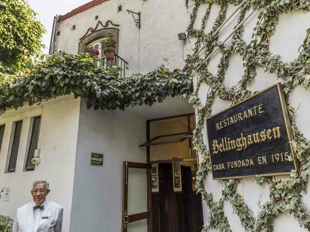 Se inaugura el Bellinghausen