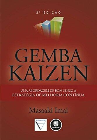 """Libro """"Gemba Kaizen"""""""