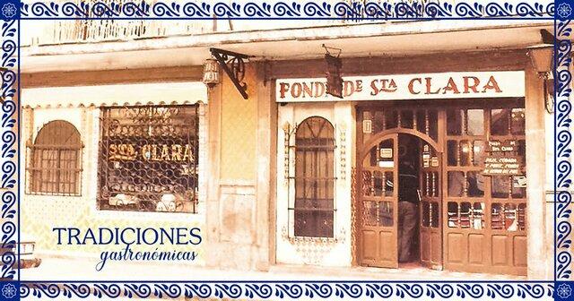 La Fonda de Santa Clara en el estado de Puebla
