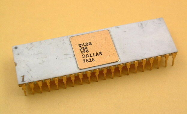 Zilog Z80 (Абрамкина)