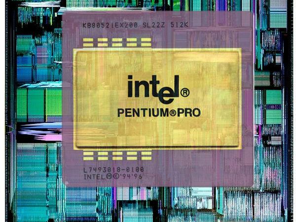 Intel P6: Pentium Pro